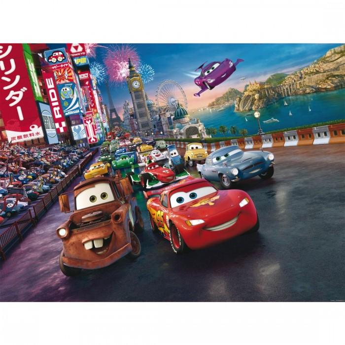 Παιδική Φωτοταπετσαρία Τοίχου Makuin Cars - A&G Design Group, Disney & Marvel - Decotek FTD xxl 2216