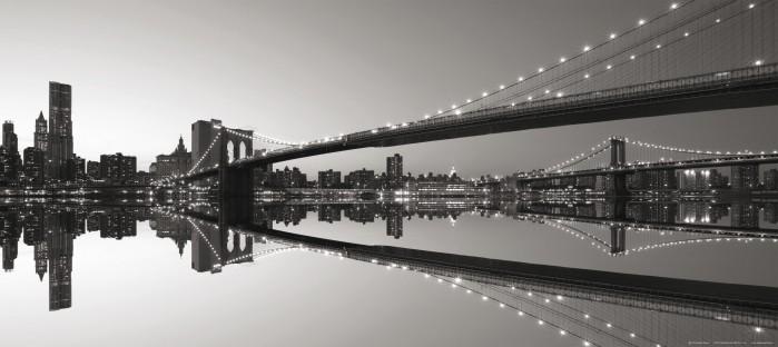 Φωτοταπετσαρία Τοίχου Γέφυρα του Μπρούκλιν - A&G Design Group - Decotek FTG 0903