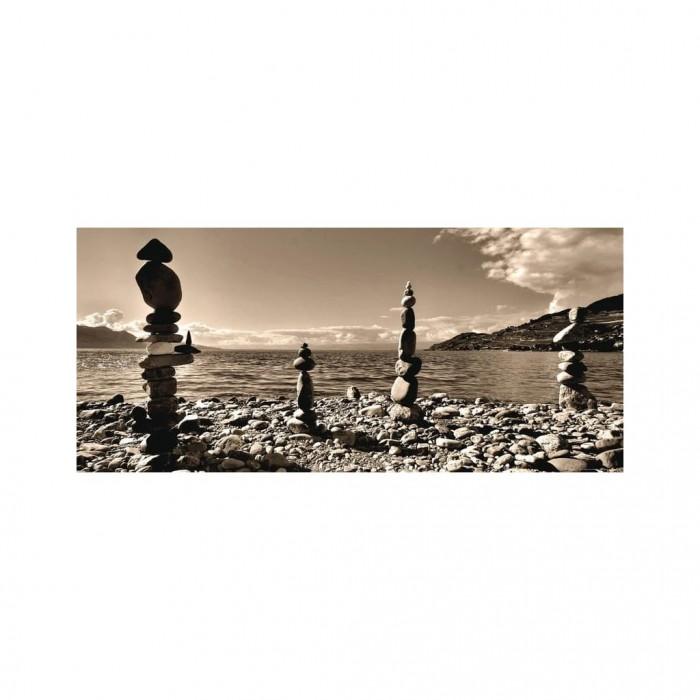 Φωτοταπετσαρία Τοίχου Πέτρες Θαλάσσης - A&G Design Group - Decotek FTN H 2721