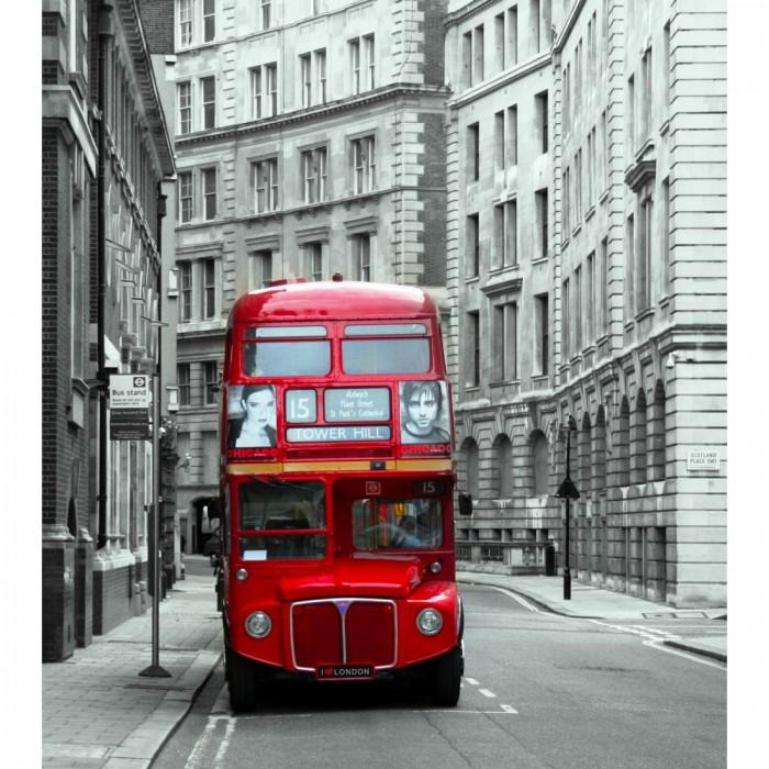 Φωτοταπετσαρία Τοίχου Λονδίνο - A&G Design Group - Decotek FTL 1600