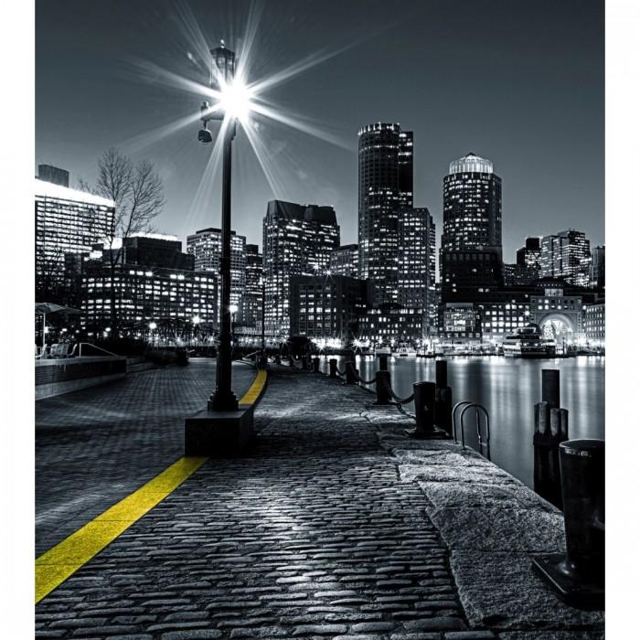 Φωτοταπετσαρία Τοίχου Νέα Υόρκη - A&G Design Group - Decotek FTL 1620