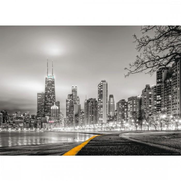 Φωτοταπετσαρία Τοίχου Νέα Υόρκη - A&G Design Group - Decotek FTM 0484