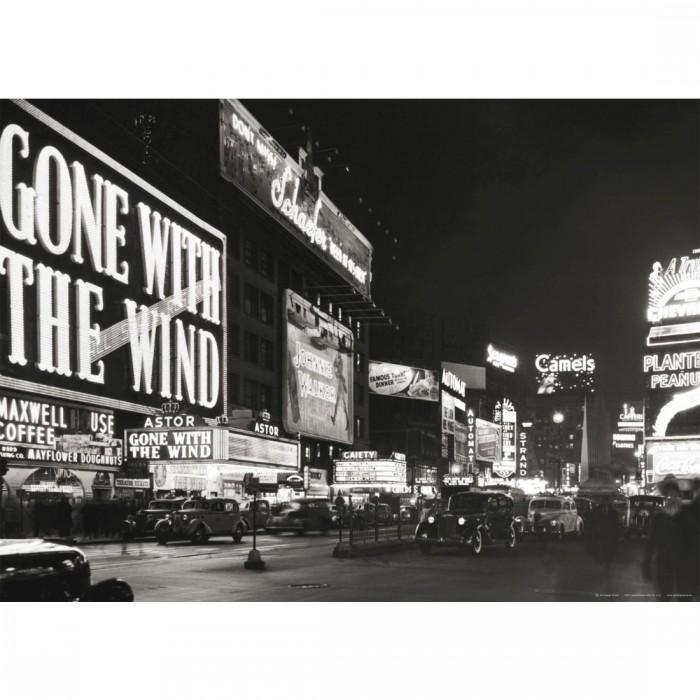 Φωτοταπετσαρία Τοίχου Νέα Υόρκη - A&G Design Group - Decotek FTM 0490