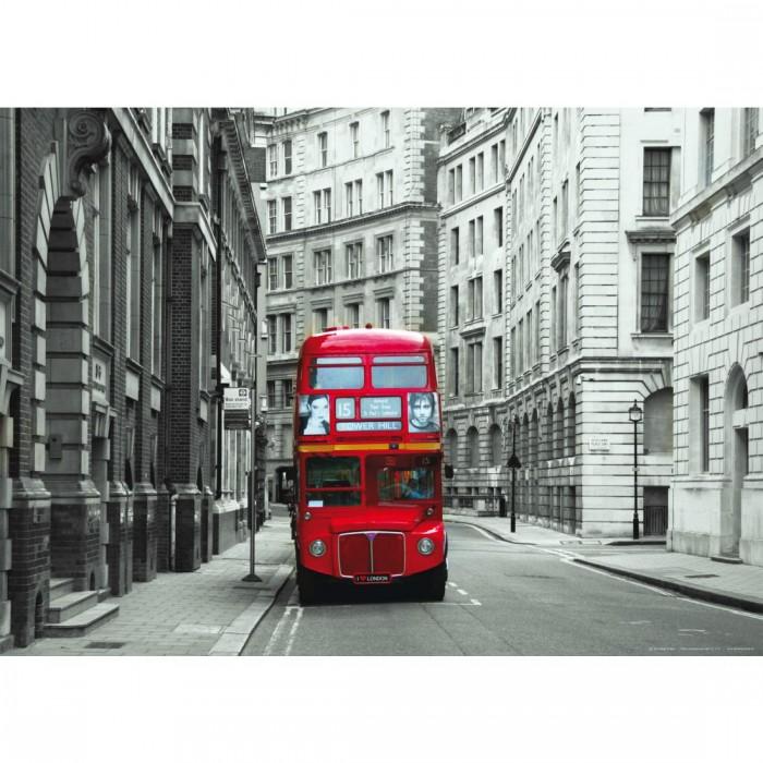 Φωτοταπετσαρία Τοίχου Λονδίνο - A&G Design Group - Decotek FTM 0814