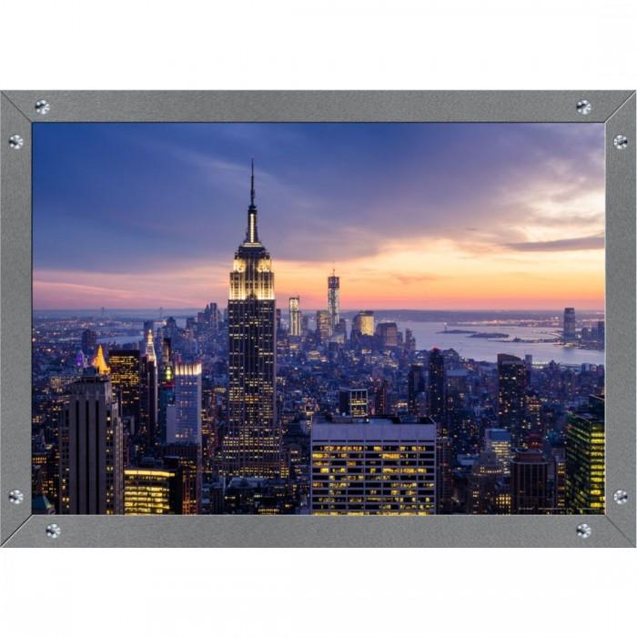Φωτοταπετσαρία Τοίχου Νέα Υόρκη - A&G Design Group - Decotek FTM 0838