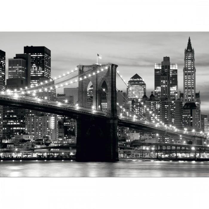 Φωτοταπετσαρία Τοίχου Γέφυρα του Μπρούκλιν - A&G Design Group - Decotek FTS 0199