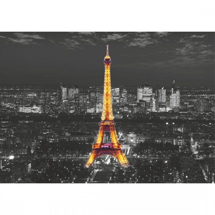 Φωτοταπετσαρία Τοίχου Παρίσι - A&G Design Group - Decotek FTS 1316