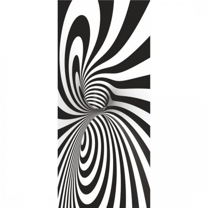 Φωτοταπετσαρία Πόρτας & Τοίχου Μοντέρνο Μοτίβο - A&G Design Group - Decotek FTV 1523