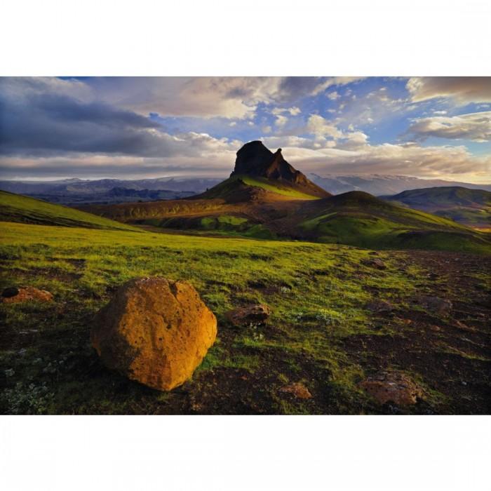Φωτοταπετσαρία Τοίχου Ισλανδία - Komar - Decotek 1-600