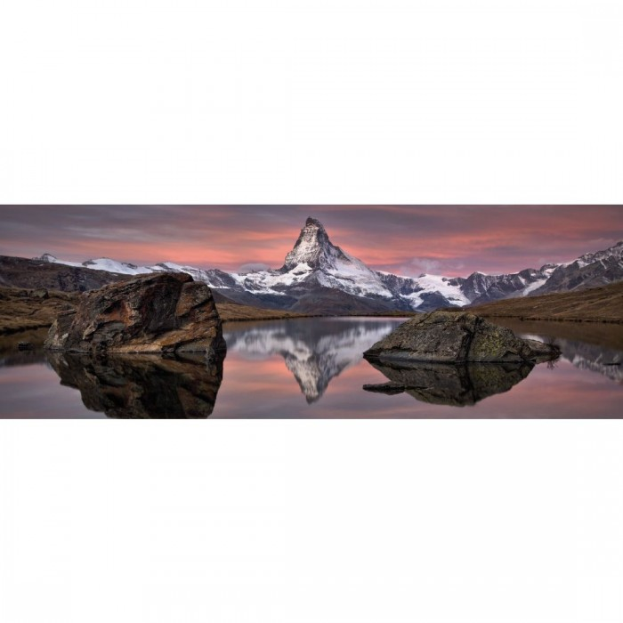 Φωτοταπετσαρία Τοίχου Χιόνια στο Βουνό - Komar - Decotek 4-322