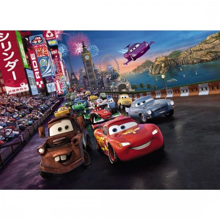 Παιδική Φωτοταπετσαρία Τοίχου Μακουίν Cars - Komar - Decotek 4-401