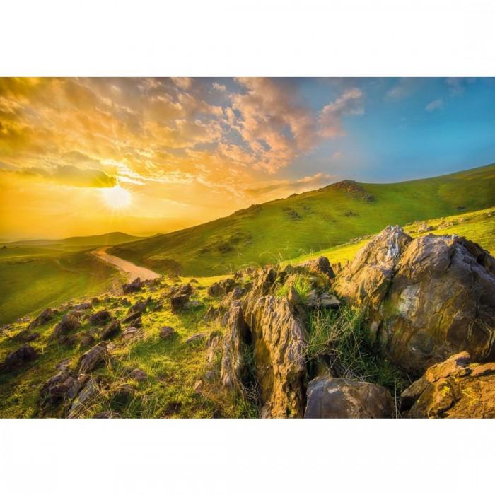Φωτοταπετσαρία Τοίχου Πρωί στο Βουνό - Komar - Decotek 8-525