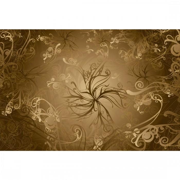 Φωτοταπετσαρία Τοίχου Χρυσό - Komar - Decotek 8-703