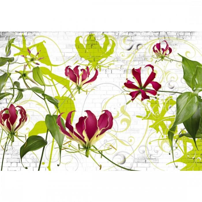 Φωτοταπετσαρία Τοίχου Φυτό Αναρρίχησης - Komar - Decotek 8-899