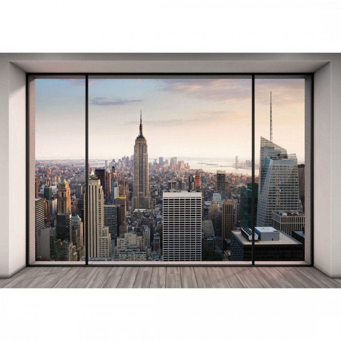 Φωτοταπετσαρία Τοίχου Νέα Υόρκη - Komar - Decotek 8-916