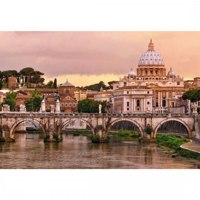 Φωτοταπετσαρία Τοίχου Ρώμη - Komar - Decotek 8-932