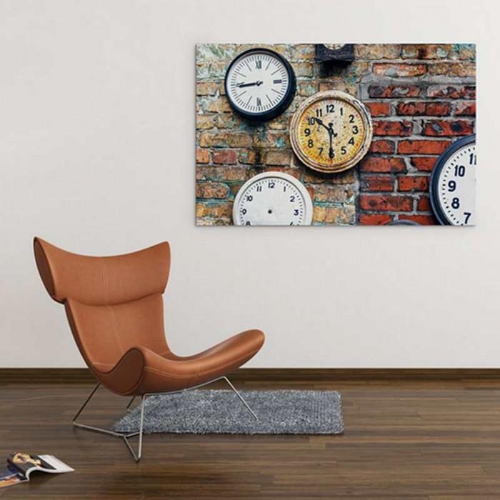 Πίνακας Ζωγραφικής Clocks