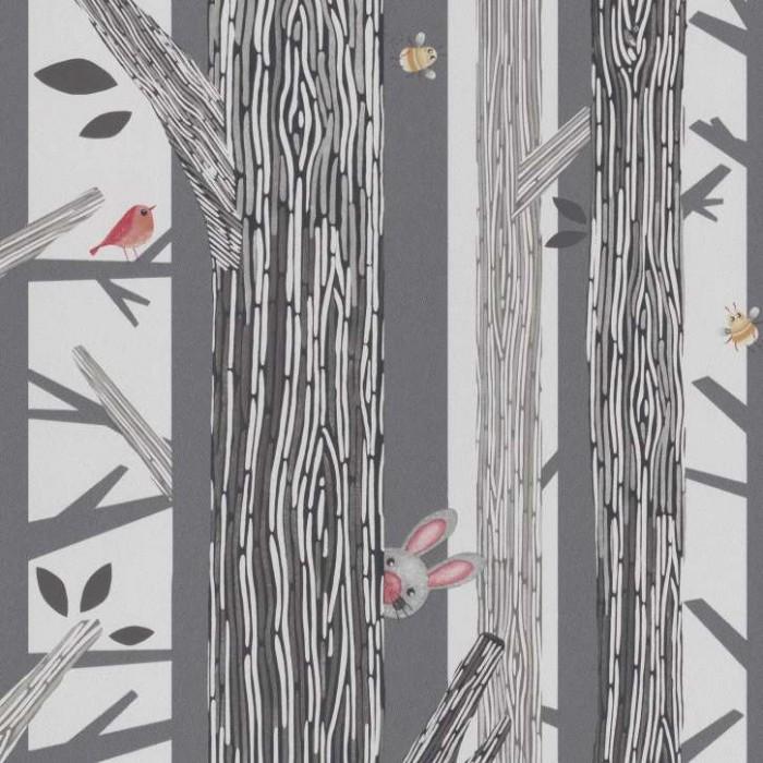 Ταπετσαρία Τοίχου Δάσος - Bn International, #Smalltalk - Decotek 219270