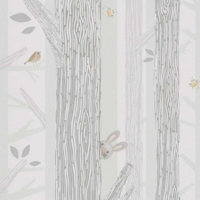 Ταπετσαρία Τοίχου Δάσος - Bn International, #Smalltalk - Decotek 219272