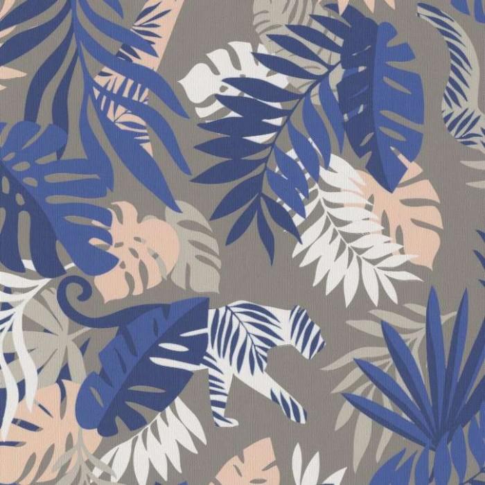 Ταπετσαρία Τοίχου Ζούγκλα - Bn International, #Smalltalk - Decotek 219305