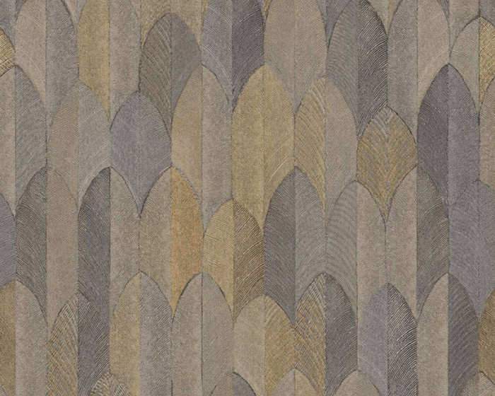 Ταπετσαρία Τοίχου Μοντέρνα, Φτερά - As Creation, Sumatra - Decotek 373735