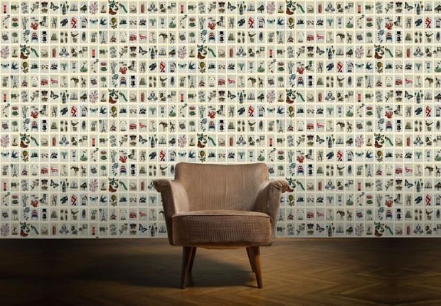 Ταπετσαρία Τοίχου Κολάζ, Ζώα - 1 Wall - Decotek  W10MPAGE01