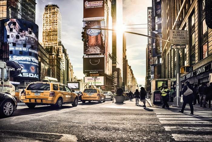 Φωτοταπετσαρία Τοίχου Νέα Υόρκη - Komar - Decotek XXL4-008