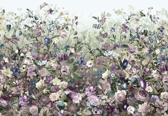 Φωτοταπετσαρία Τοίχου Λουλούδια - Komar - Decotek XXL4-035