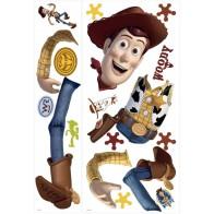 Παιδικό Αυτοκόλλητο Toy Story Woody - Decotek 0719RMK1430GM