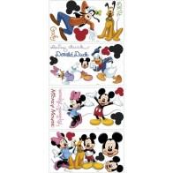 Παιδικό Αυτοκόλλητο Mickey & Friends - Decotek 0719RMK1507SCS