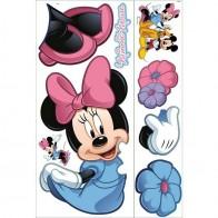 Παιδικό Αυτοκόλλητο Minnie Mouse - Decotek 0719RMK1509GM