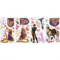 Παιδικό Αυτοκόλλητο Rapunzel - Decotek 0719RMK1524SCS