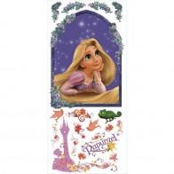 Παιδικό Αυτοκόλλητο Rapunzel - Decotek 0719RMK1525GM