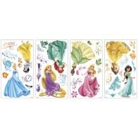 Παιδικό Αυτοκόλλητο Disney Princess - Decotek 0719RMK2199SCS