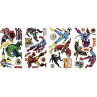 Παιδικό Αυτοκόλλητο Avengers - Decotek 0719RMK2328SCS
