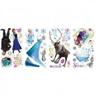 Παιδικό Αυτοκόλλητο Frozen - Decotek 0719RMK2361SCS