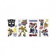 Παιδικό Αυτοκόλλητο Transformers Autobots - Decotek 0719RMK2461SCS