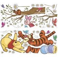 Παιδικό Αυτοκόλλητο Winnie the Pooh - Decotek 0719RMK2463GM