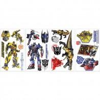 Παιδικό Αυτοκόλλητο Transformers Age of Extinction - Decotek 0719RMK2525SCS