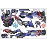 Παιδικό Αυτοκόλλητο Transformers Optimus Prime - Decotek 0719RMK2527GM