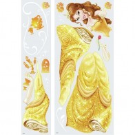 Παιδικό Αυτοκόλλητο Princess Belle - Decotek 0719RMK2551GM