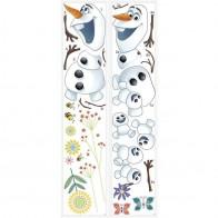 Παιδικό Αυτοκόλλητο Olaf Frozen - Decotek 0719RMK3019SCS
