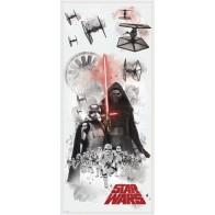 Παιδικό Αυτοκόλλητο Star Wars  - Decotek 0719RMK3080GM