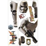 Παιδικό Αυτοκόλλητο Star Wars Storm Trooper - Decotek 0719RMK3150GM