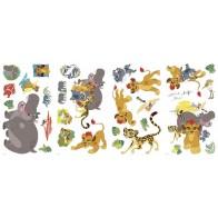 Παιδικό Αυτοκόλλητο Junior Lion Guard - Decotek 0719RMK3174SCS