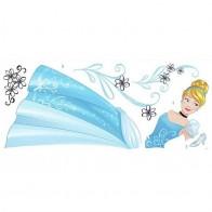 Παιδικό Αυτοκόλλητο Cinderella - Decotek 0719RMK3205GM