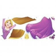Παιδικό Αυτοκόλλητο Rapunzel - Decotek 0719RMK3208GM