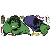 Παιδικό Αυτοκόλλητο Hulk - Decotek 0719RMK3242GM