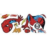 Παιδικό Αυτοκόλλητο SpiderMan - Decotek 0719RMK3253GM