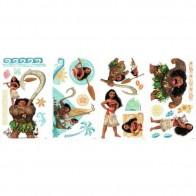 Παιδικό Αυτοκόλλητο Moana - Decotek 0719RMK3382SCS
